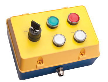 Atrax Control Box - 5 button