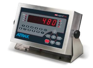 Atrax Model 480 PLUS Digital Weight Indicator (DWI) | Main image