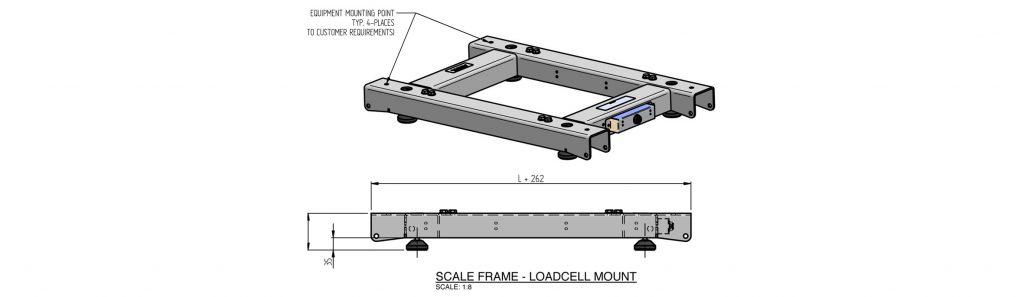 Check In Conveyor Scales Atrax