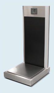 Atrax passenger self service scale - front | 1000x1717