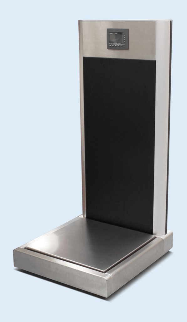 Atrax legal for trade passenger self service scale - front | 800x1373