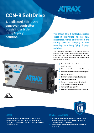 ATRAX CCN-8 SoftDrive Brochure thumbnail