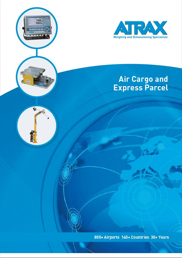 Atrax Air Cargo and Express Parcel Catalogue (10/19)