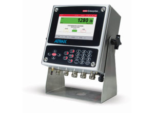 Atrax 1280 Enterprise Digital Weight Indicator (DWI) | 600x442 | Cargo Scales
