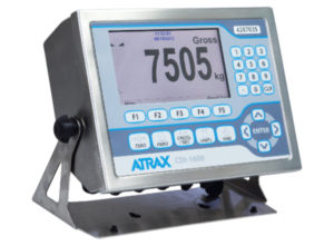 CDI-1600 Digital Weight Indicator (DWI) | 600x442 | Cargo Scales